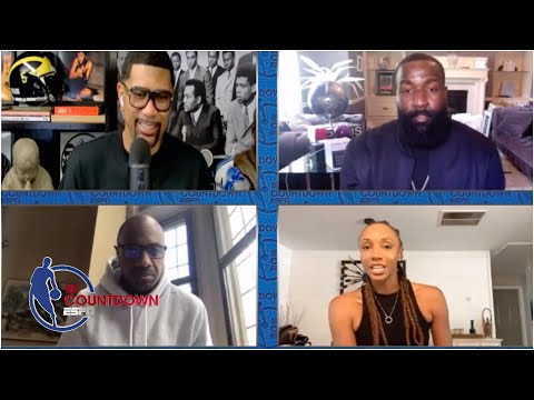 What needs to happen to bring about positive change for minorities in America? | NBA Countdown