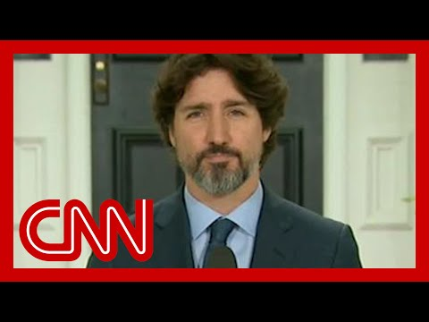 Trudeau was asked about Trump  See how long it took him to respond