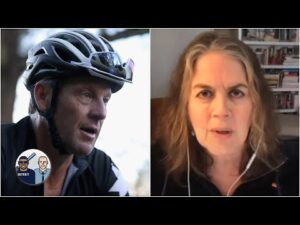 LANCE director describes telling the story of Lance Armstrong | Jalen & Jacoby Aftershow