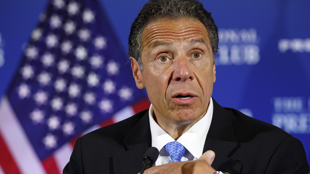 Cuomo brushes off criticism over nursing home deaths as 'shiny object'