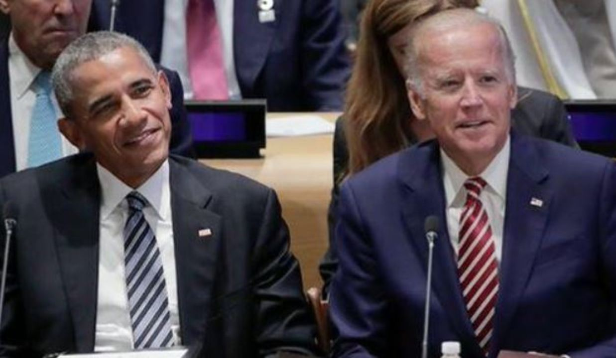 Reunited: Obama teams up with Biden for the first time in the 2020 presidential campaign