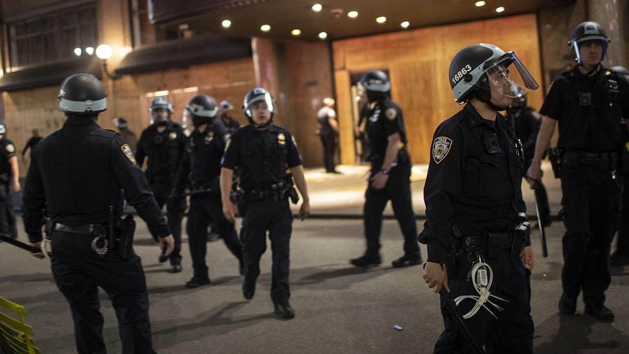 Majority say police more likely to use excessive force on black suspects: poll