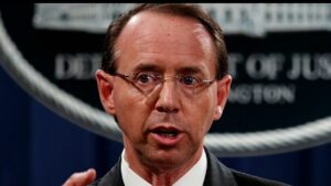 Rosenstein defends Russia probe in Senate testimony, faults FBI on FISA problems