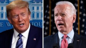 Biden has edge over Trump on handling race relations: poll
