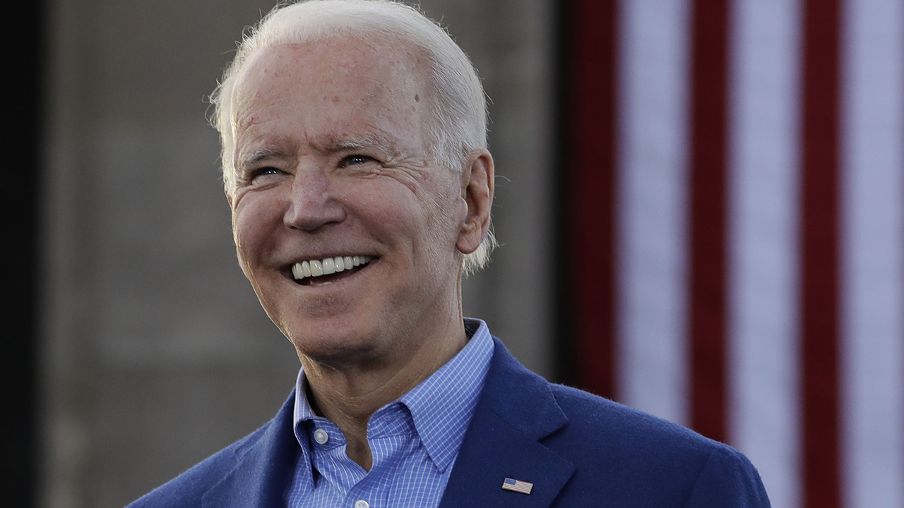 Biden rips Trump 'crowing' over jobs report, calls president's remarks on Floyd 'despicable'