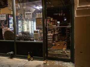 Some 2,000 arrested over 'chaotic' weekend, and sheriff investigating who was behind orchestrated looting and vandalism