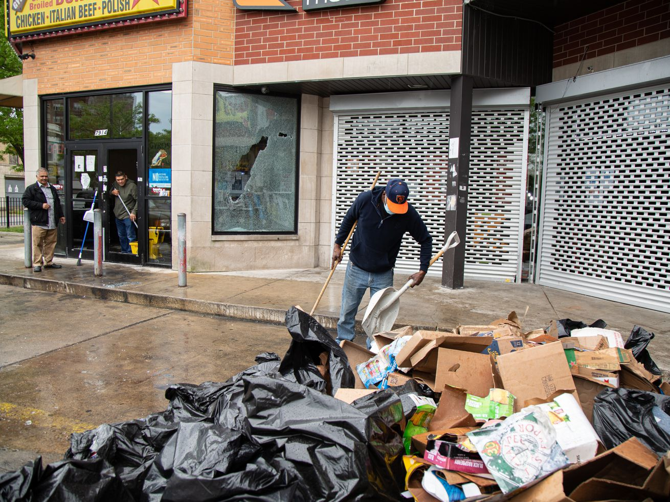 Profane exchange: Lightfoot, chief City Council critic tussle over police tactics during looting