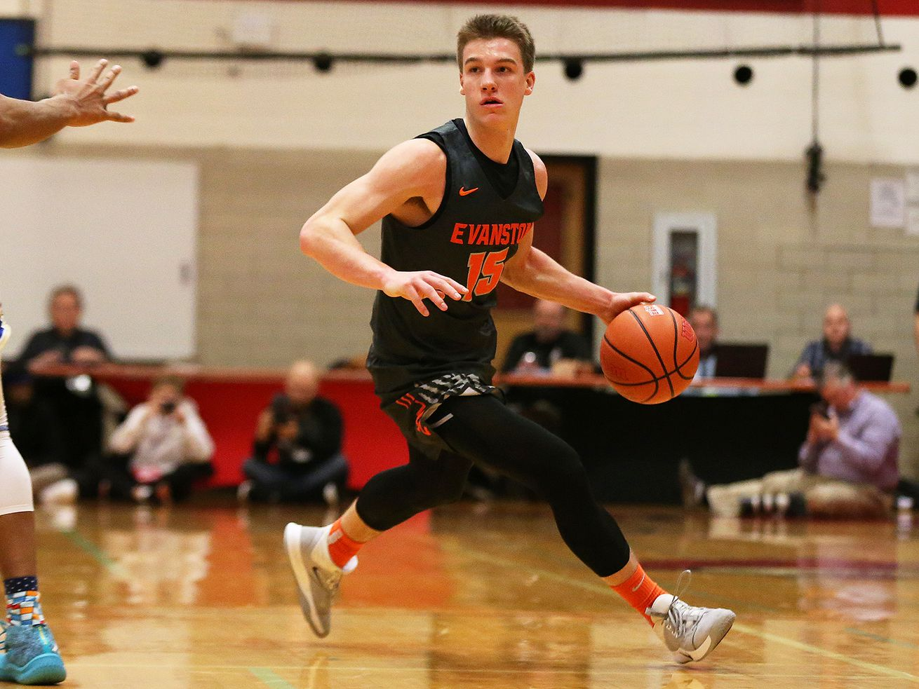 Evanston's Blake Peters picks Princeton