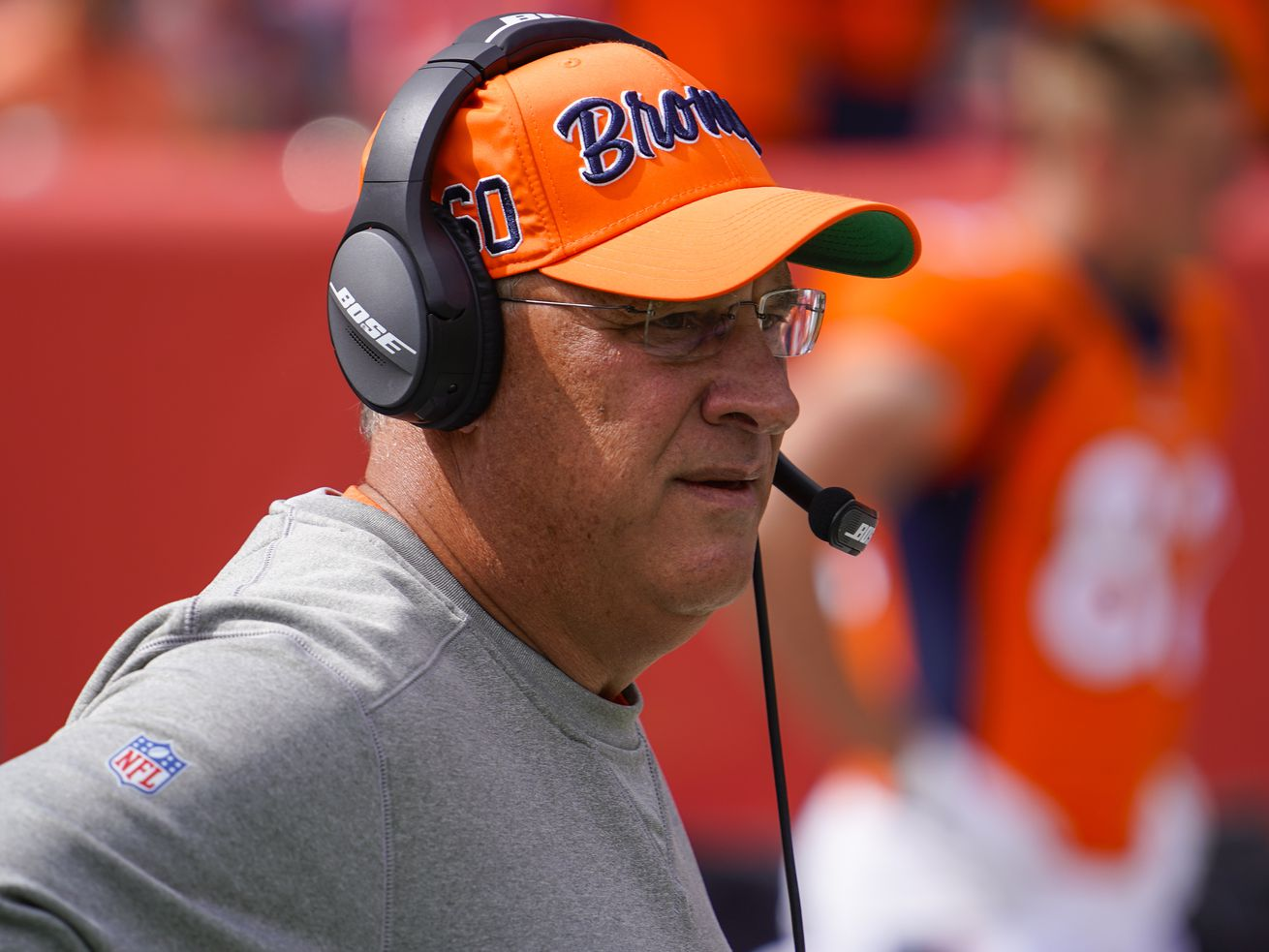 Broncos coach Vic Fangio apologizes for comments about racism in the NFL