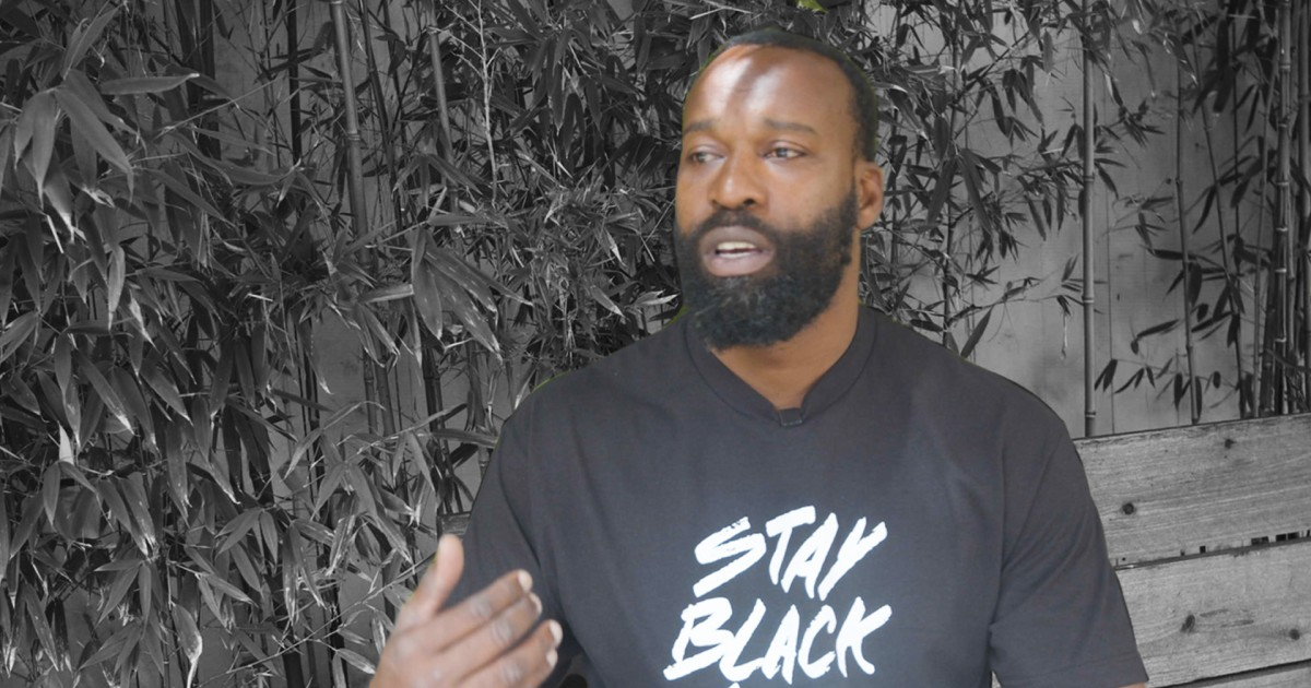 Column: Baron Davis is convinced that these protests will bring about long-term change