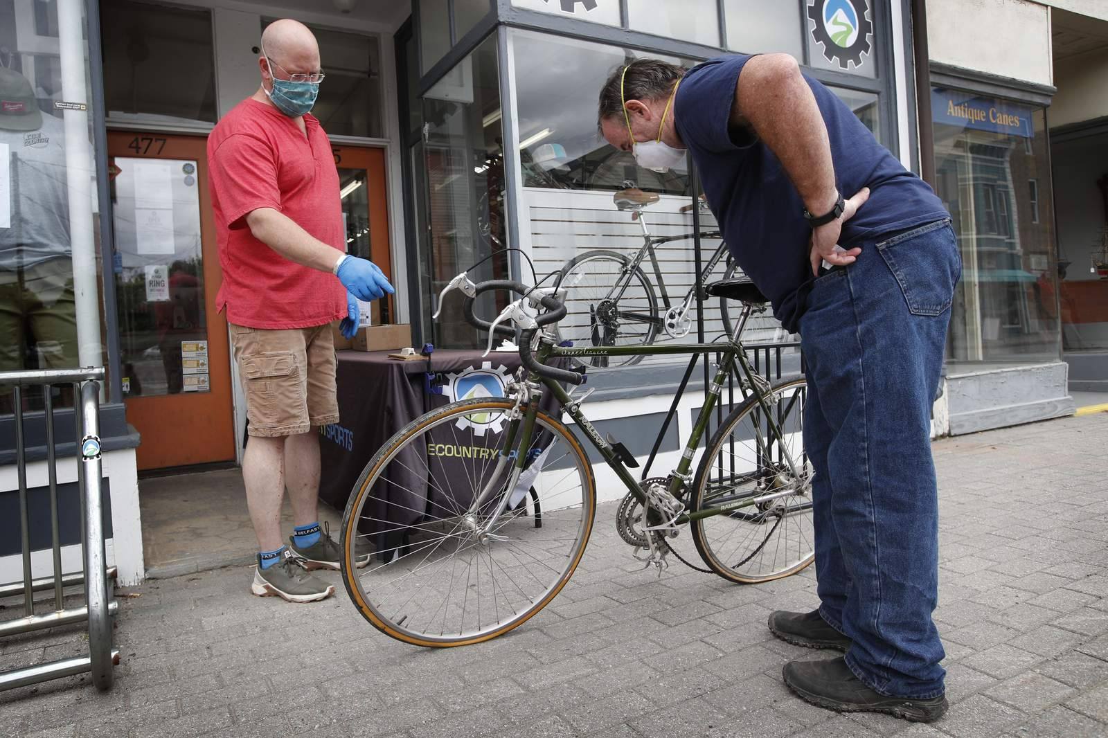 Pandemic leads to a bicycle boom, and shortage, around world