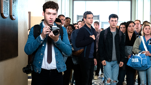 '13 Reasons Why's Devin Druid Reveals The Series Finale Scene That Was 'Incredibly Cathartic' For Him