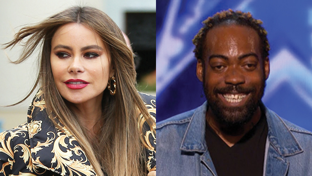 'AGT': Sofia Vergara Trips & Falls Into The Audience After Chef Boy Bonez Scares Her — Watch