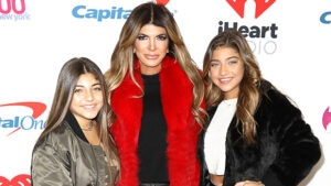 'RHONJ's Teresa Giudice & Joe Giudice's Daughters 'Cannot Wait' To Visit Their Dad In Italy In August