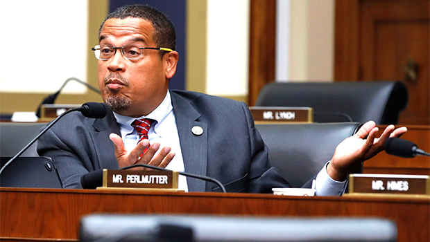 Keith Ellison: 5 Things To Know About AG Who Brought Charges Against 4 Cops In George Floyd Case