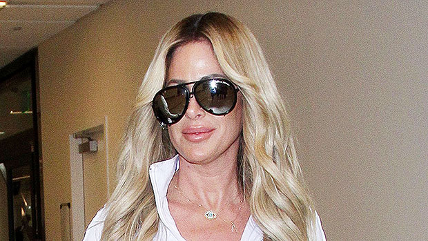 Kim Zolciak Claps Back After She's Accused Of Photoshopping New Swimsuit Pic: 'Watch My Story'