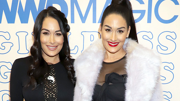Nikki & Brie Bella Reveal How They're Giving Back To Other Expecting Moms In Place Of A Baby Shower