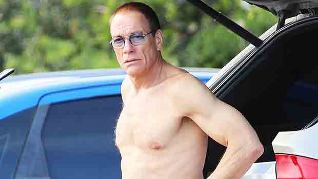 Jean-Claude Van Damme, 59, Is Unrecognizable While Showing Off Bod In Shirtless Pics