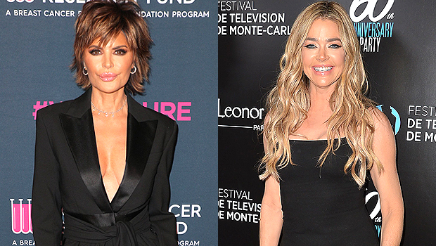Why Lisa Rinna Thinks Denise Richards Will 'Walk Away' From 'RHOBH' After Season 10