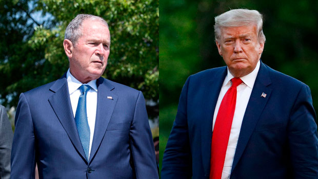 George W. Bush Defies Donald Trump & Stands With Protesters: I'm 'Anguished' By George Floyd's Death