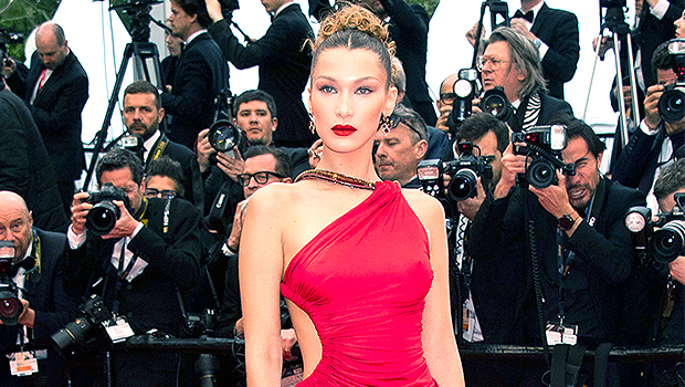 Bella Hadid, Selena Gomez, & More Stars In The Sexiest Gowns Ever At The Cannes Film Festival