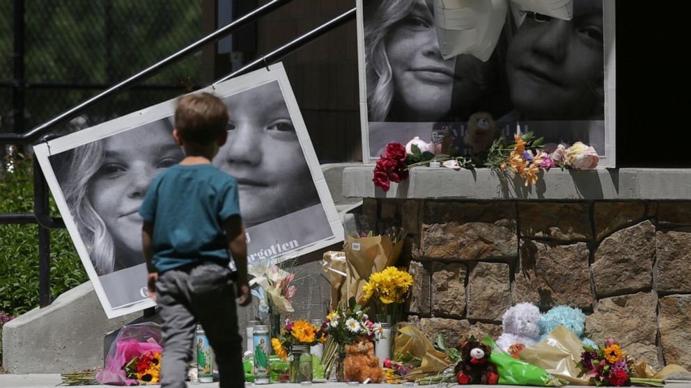 With the search for 2 kids at an end, a community mourns