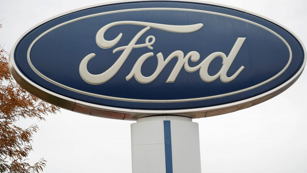 Ford recalls about 2.5M vehicles for latch, brake troubles