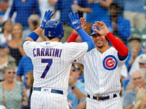 He won't catch Yu Darvish, but Cubs' Willson Contreras wants bat in lineup 'every single day'