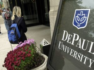 New Trump rule barred DePaul student from overseas from entering the U.S., lawsuit says