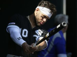 White Sox' Yoan Moncada will have some catching up to do