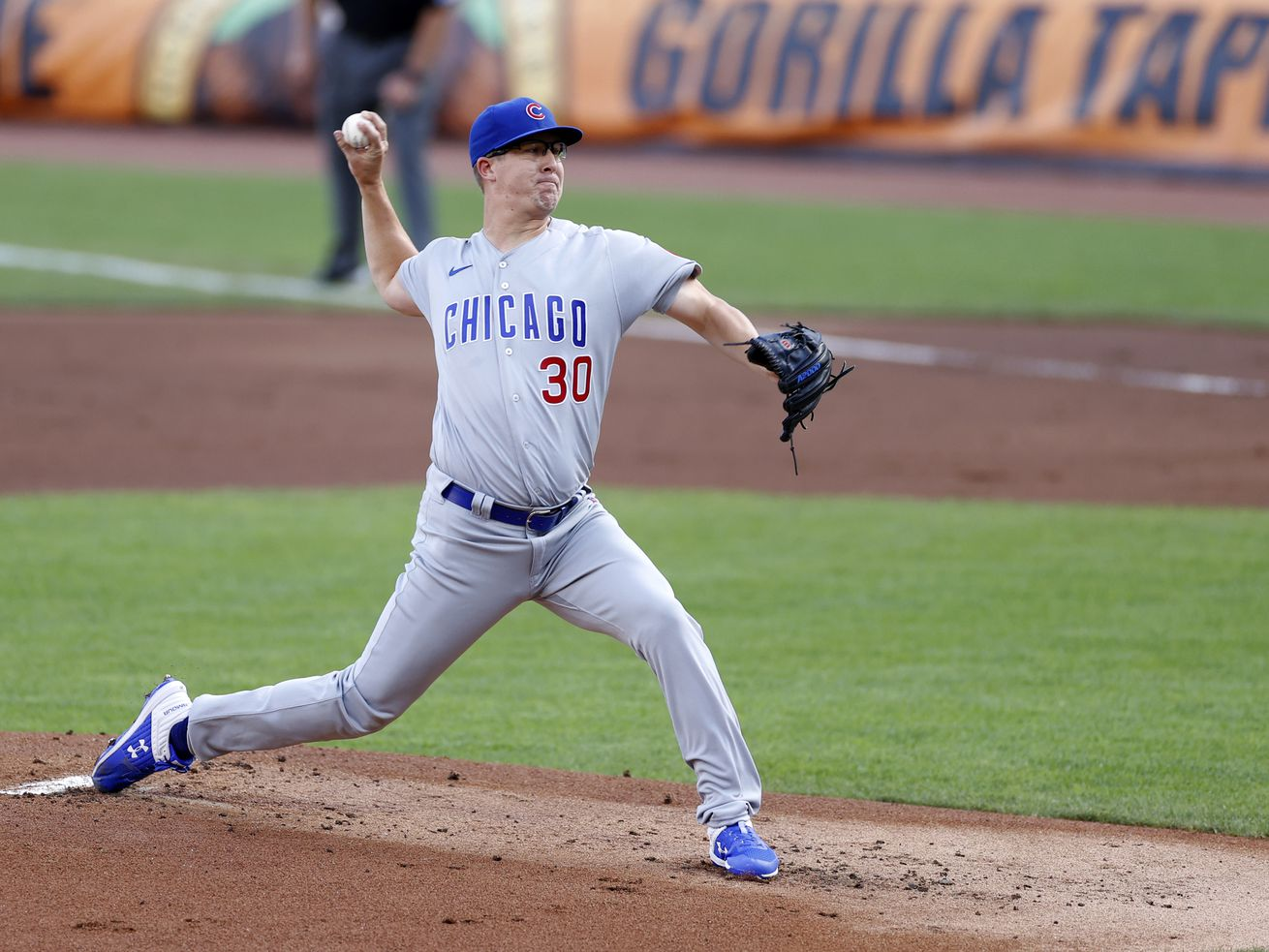 Cubs' rotation continues to be bright spot early in the season