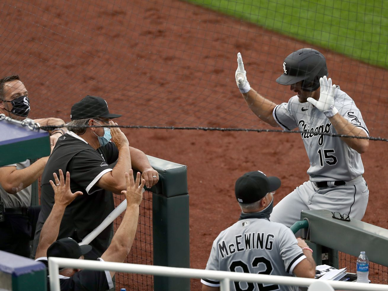 Engel's three-run homer in second carries White Sox to 3-2 victory over Royals