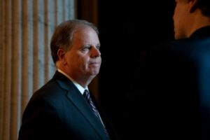 In Alabama, Can Doug Jones Fend Off Tommy Tuberville and Trump?