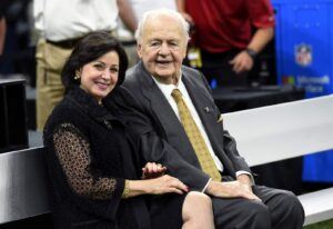 News outlets seek to unseal files on Saints owner Tom Benson