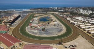 Horse racing newsletter:  A different Del Mar opening day