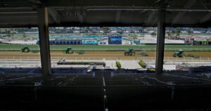 Del Mar has first horse death of summer season