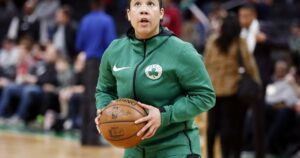 Duke hires Celtics' Kara Lawson to lead women's basketball team