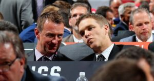 Kings GM Rob Blake has a lot to accomplish in offseason and a lot of time to do it