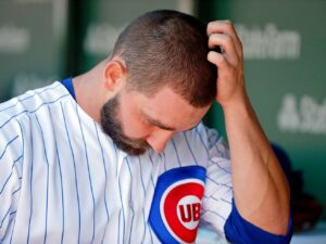 For starters, at least Cubs' Tyler Chatwood didn't get booed after a bad day on the mound
