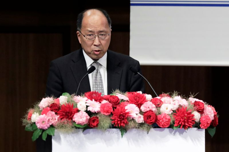 Japan FSA head Endo says banks' priority now is to support borrowers