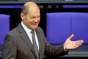 Germany's Scholz: EU will reach compromise on budget, recovery fund