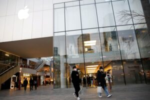 Over 2,500 games removed from Apple's China App Store after loophole shuts: data firm