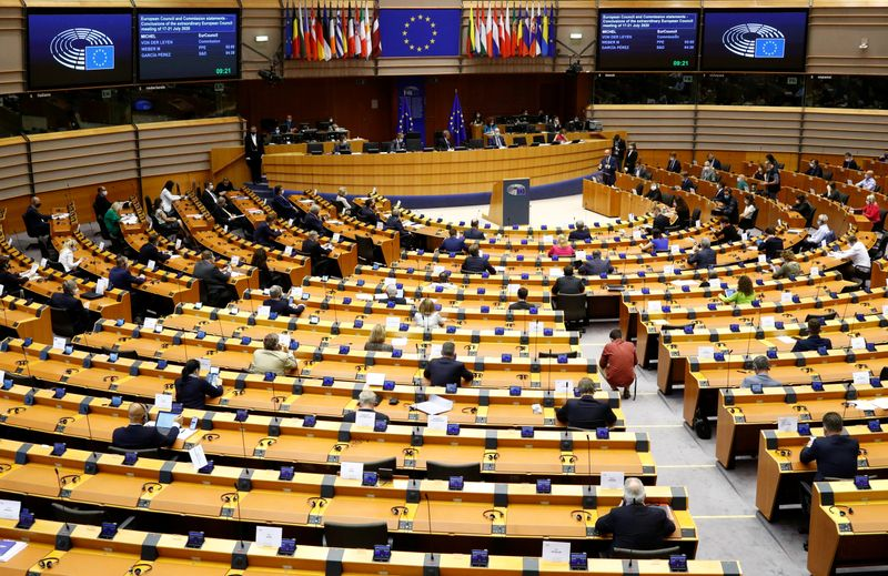 EU parliament to push for tweaks in recovery plan, long-term budget