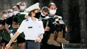 Ten-Hut! Mask On! Class of 2024 to West Point amid pandemic