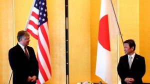 US envoy, after Seoul visit, reassures Japan of alliance