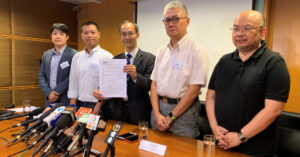 Hong Kong Police Raid Pollster on Eve of Pro-Democracy Camp Primary