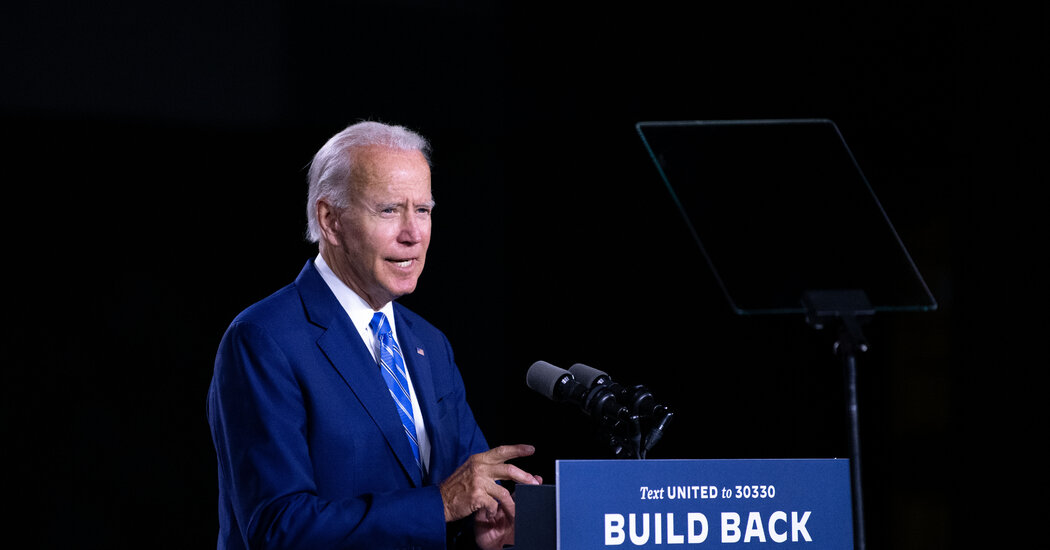 Biden to Announce $775 Billion Plan to Help Working Parents and Caregivers