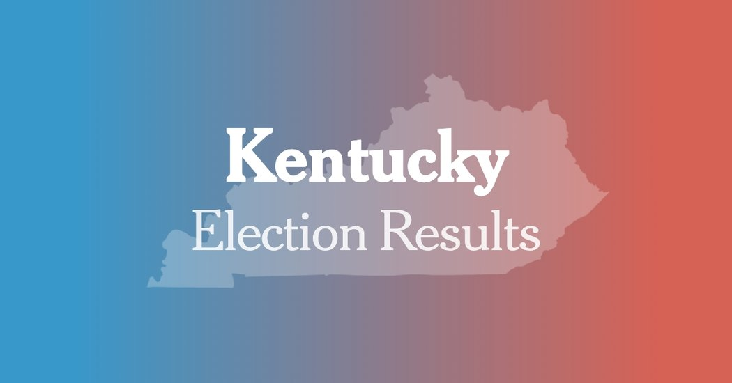 Kentucky Primary Election Results: Fifth Congressional District