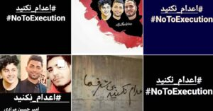 In Rare Surge of Online Unity, Iranians Call for Halt to Executions