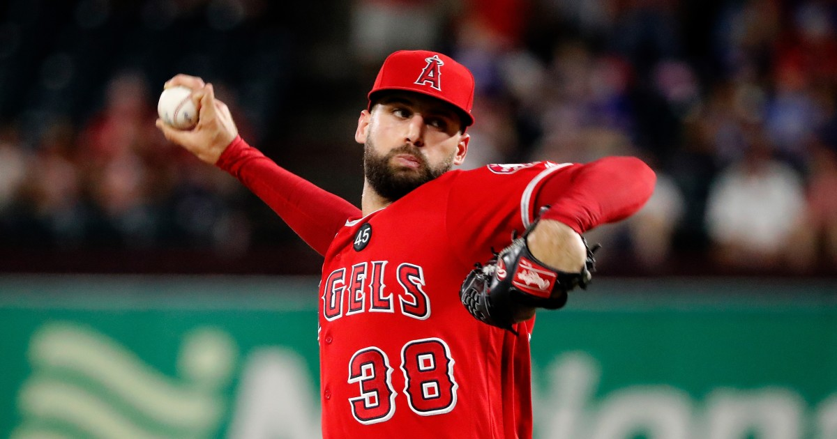 Angels reliever Justin Anderson will undergo Tommy John surgery